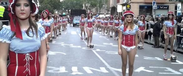 carnaval cabezo
