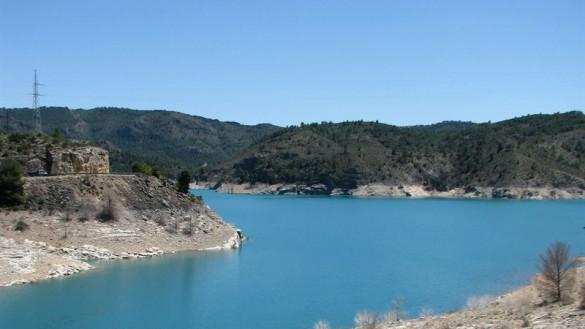 Los pantanos de la cuenca del Segura pierden 4 hm3 en la última semana