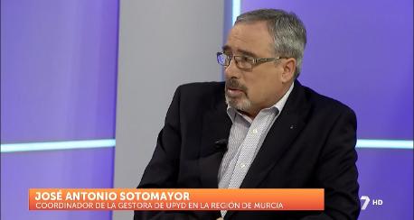 entrevista JA Sotomayor