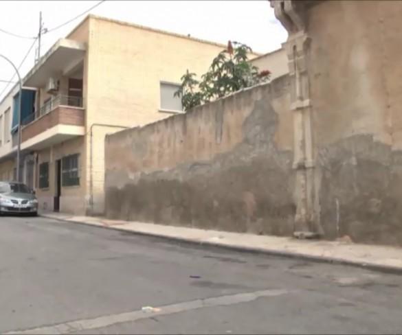 Herido por arma blanca en Cartagena