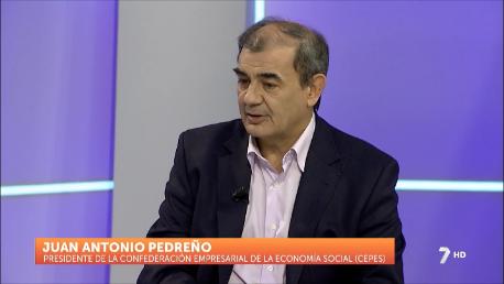 Pedreño critica que el PSOE no incluya sus propuestas en la negociación de investidura