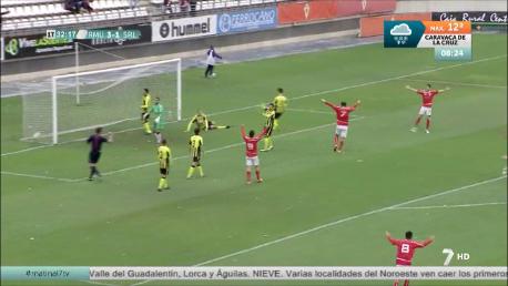 Pleno al cinco de los equipos murcianos en Segunda B