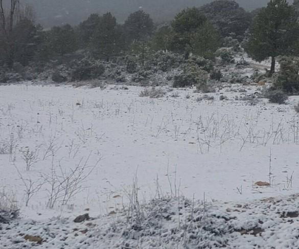 La Aemet activa el aviso amarillo por temperaturas de hasta -4º en el Noroeste
