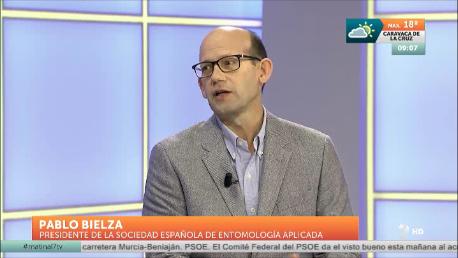 """""""Murcia es pionera en el mundo en el control biológico de plagas"""""""