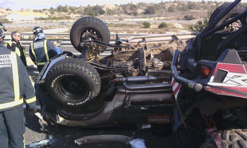 Un fallecido y 11 heridos en los nueve accidentes ocurridos durante el fin de semana