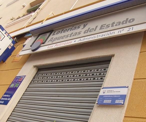 El dueño de un boleto de la 'Bono Loto' validado en Murcia cobrará más de 1,2 millones de euros
