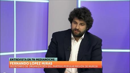 """El gobierno socialista de Molina """"tiene los días contados"""""""