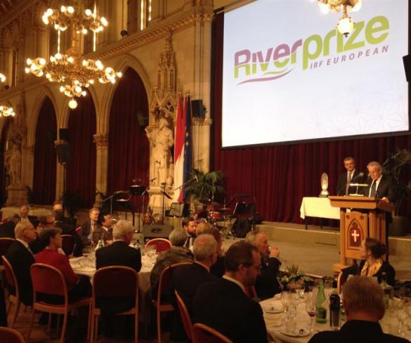 El río Segura recibe el premio a la mejor restauración ambiental de Europa