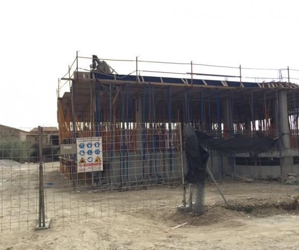 Fallece un trabajador de la construcción en una obra en Mahoya (Abanilla)
