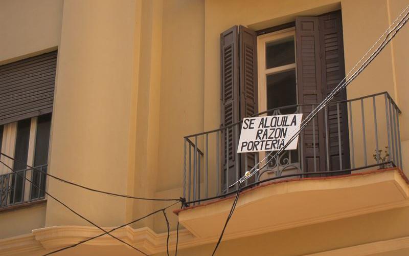El precio de la vivienda en alquiler baja más de un 30% en Murcia desde 2007