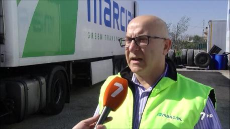 Una empresa murciana crea un sistema para detectar polizones en los camiones