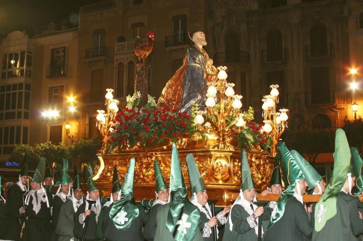 El Domingo de Ramos apunta lluvioso tras una semana de sol en casi toda España