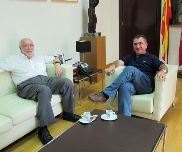 Presentan dos querellas contra el Fiscal Superior de la Región de Murcia