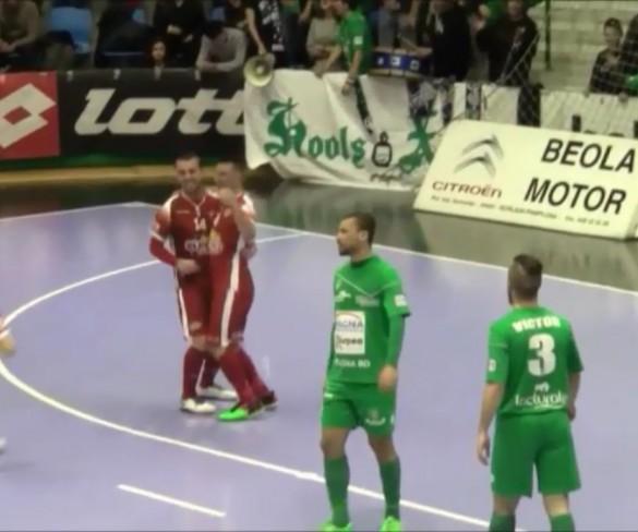 Futbol sala archivos 7tv for Sala x murcia