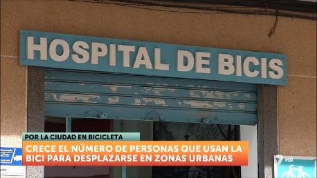 Murcia pone en marcha un 'quirófano' de bicis