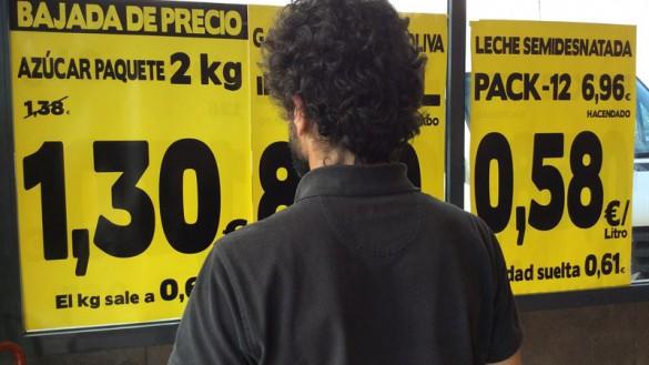 Los precios suben un 1,1% en octubre y la tasa interanual se sitúa en el 2,1%