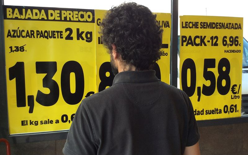 Los precios suben un 0,6% en septiembre en la Región, el menor aumento por comunidades