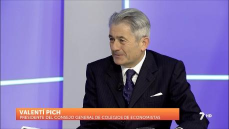 El desafío soberanista es una variable a resolver, según el decano de los economistas de España