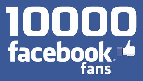 Ya somos 10.000 fans de La 7 en Facebook