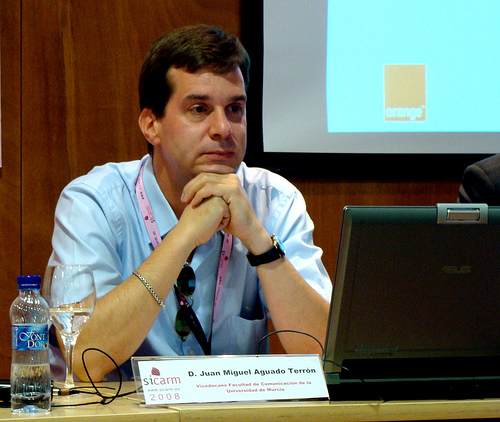 El profesor Juan Miguel Aguado, nuevo director general de Radio Televisión de la Región de Murcia
