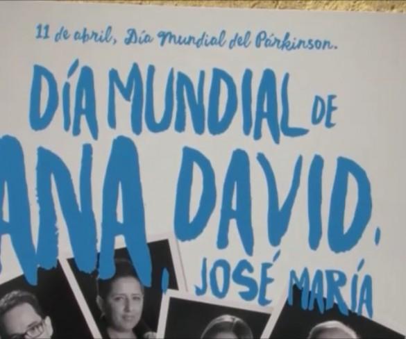 Decenas de personas se han congregado este domingo en Murcia por el Día Mundial del Párkinson