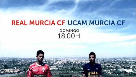 Derbi capi7al en 7TV Región de Murcia