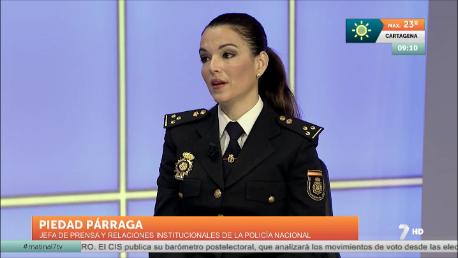 """""""La Policía no difunde todas las operaciones"""""""