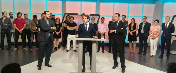 Raúl Berdonés 7TV