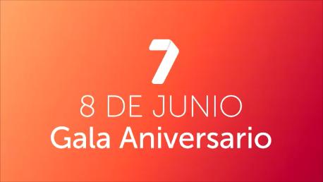 La Gala Aniversario de la 7 TV se celebrará en Cartagena