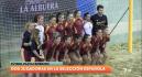 Dos murcianas a la Selección de Fútbol Playa