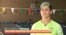 Raúl Martínez, una joven promesa de la natación