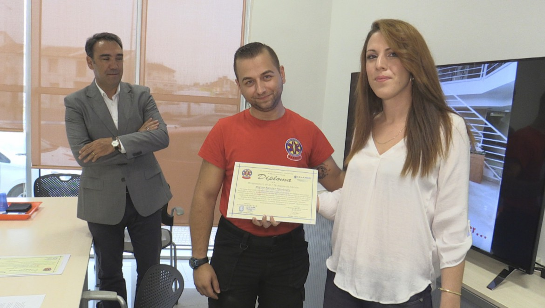 Asemur premia a La 7 por la campaña de recogida de juguetes