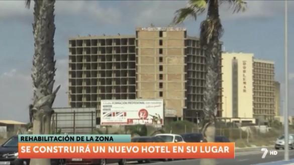 Lagomar, el edificio fantasma, se demolerá este año
