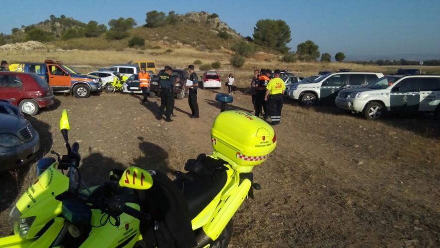 Buscan a un senderista desaparecido este miércoles en Jumilla