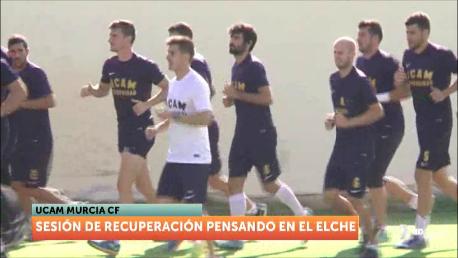 El UCAM jugará contra el Mallorca la tercera ronda de Copa