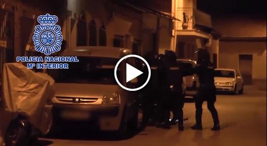 Detenidos dos presuntos yihadistas marroquíes en Valladolid y Murcia