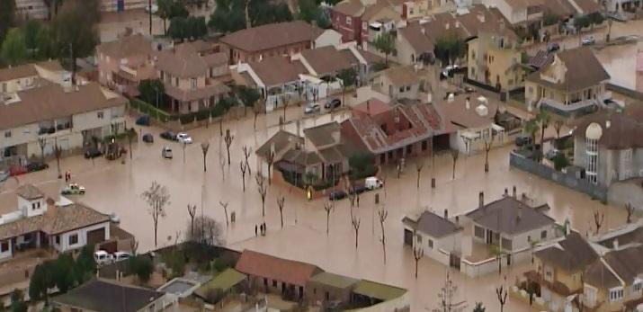 El temporal provocó pérdidas de 200 millones de euros y 4.000 damnificados
