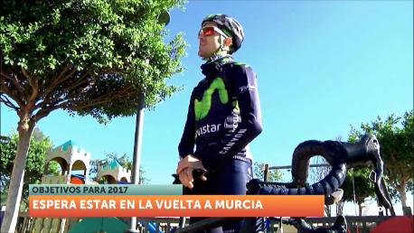Rubén Fernández vuelve a subirse a la bici