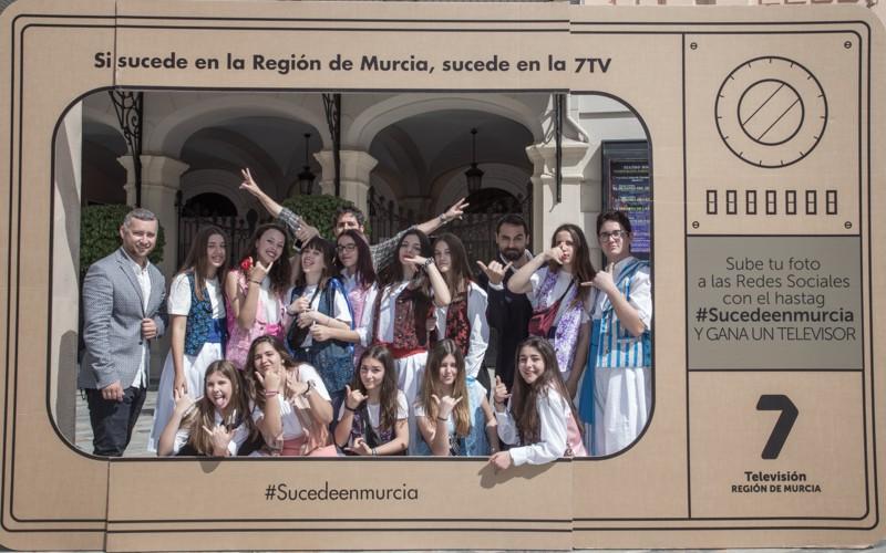 #SucedeenMurcia Galería de Fotos Bando de la Huerta