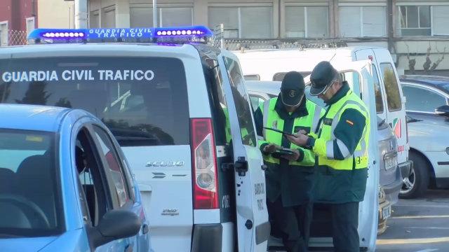 Interceptados dos conductores de autobuses escolares bajo los efectos de drogas