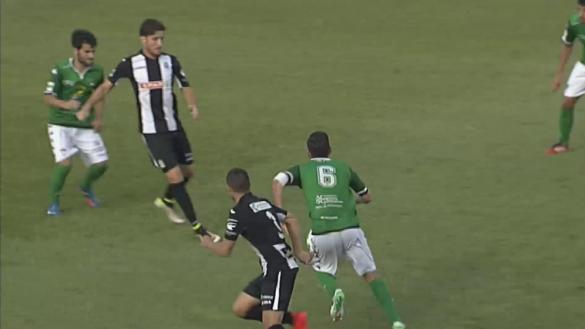 Serio correctivo para el FC Cartagena