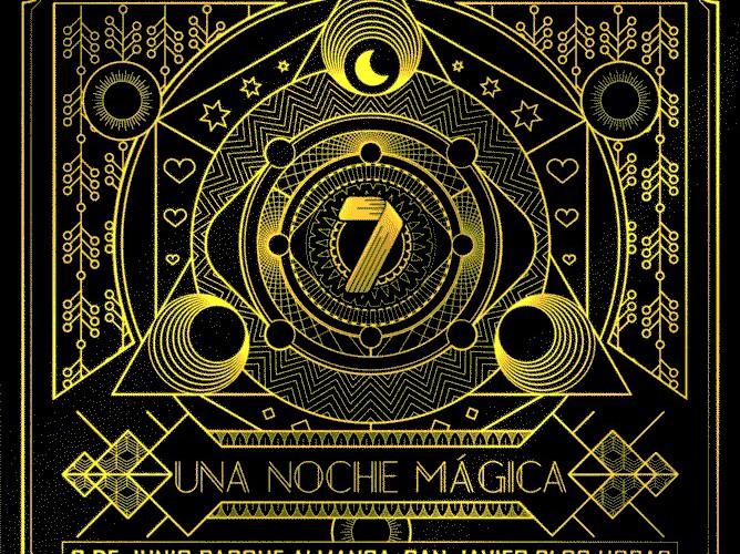 7TV celebra 'Una noche mágica'