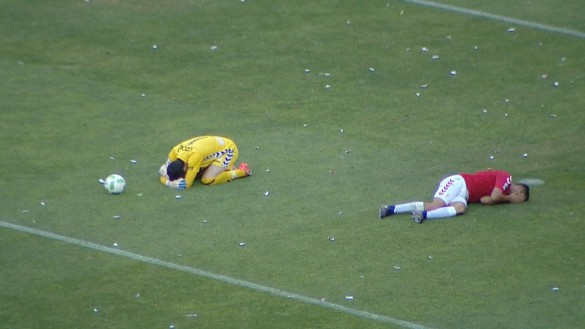 El Real Murcia se queda a las puertas de la final (0-0)