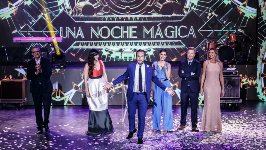 Galería de fotos: 'Una Noche Mágica' en San Javier