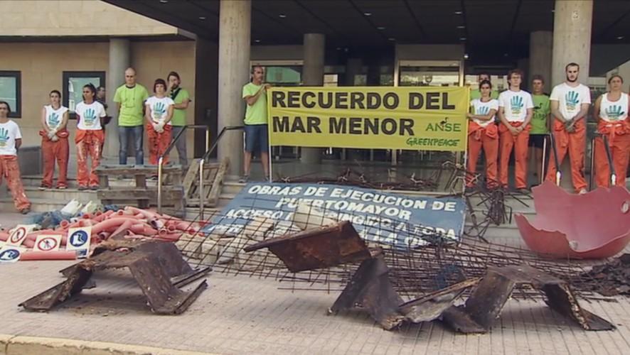 Las asociaciones se unen para pedir la restauración de Puerto Mayor