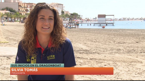 Cinco medallas de bronce y un rércord Guinness para Silvia Tomás