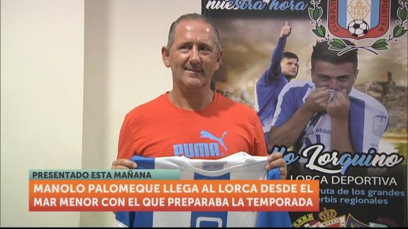El Lorca Deportiva ya tiene nuevo entrenador