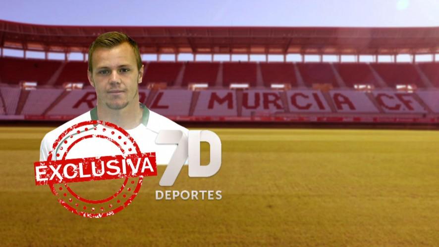 Charlie Dean, tercer fichaje de invierno del Real Murcia