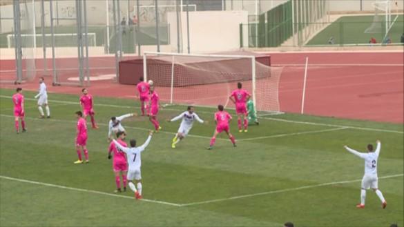 El Jumilla consigue tres puntos muy importantes ante el Córdoba B (1-0)
