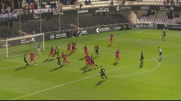 El F.C Cartagena pierde la oportunidad de distanciarse contra el Merida AD (0-0)